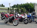 2005夏 ぐずらさんの四国ツーリング便乗プチ・オフ(20050814)