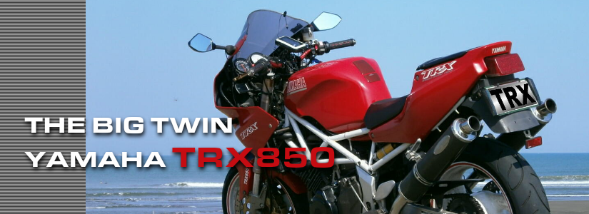 THE BIG TWIN YAMAHA TRX850