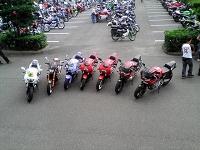 第2回 OUR TRXes オフ会 in バイクふるさとまつり2007