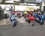 2006年 Our TRXes in 浜松